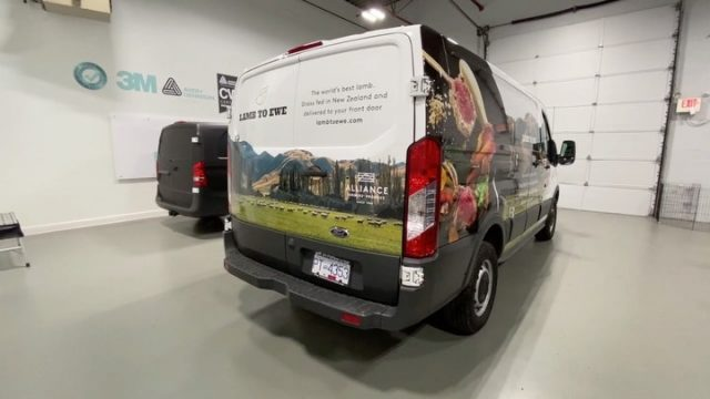 A little vid of the wrap process for the @lambtoewe partial wrap! We really enjoyed working with their team. Happy weekend everyone! ***************************************************** #wrap #wraps #wrapped #wrapping #3m #3mgraphics #3mwrap #graphics #vanwrap #van #vangraphics #partialwrap #brand #mobilebillboard #wemeanbusiness #wrapshop #layednotsprayed #paintisdead #ads #advertising #advertisement
