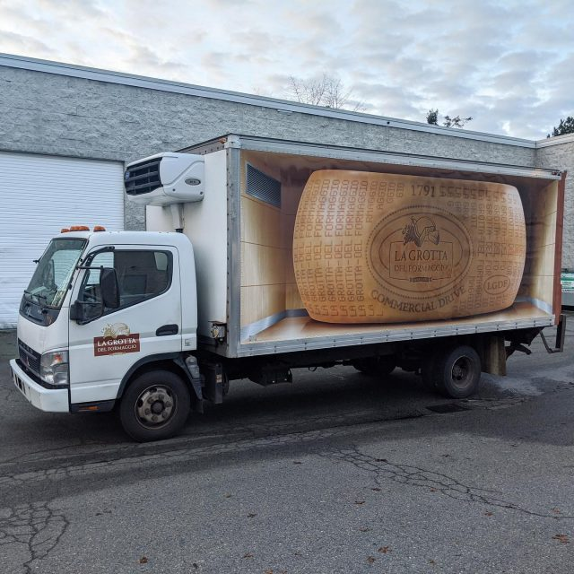 No shortage of cheese over here......This beauty, rolling out, is a wrap for the amazing team with @lagrottadelformaggio! First of many for their fleet. Thank you for your business and we can't wait for the next one. 🙏***************************************************#cheese #parmesan #wrapping #vinylwrap #wrap #wrapped #vinylwrapping #wrappedcars #design #vinylwraps #cars #vehiclewrap #vinyl #layednotsprayed #wraplife #carwrappers #wrapshop #wrappedworld #wrapstyle #comercialwraps